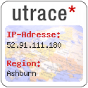 Meine Rechner IP-Adresse feststellen
